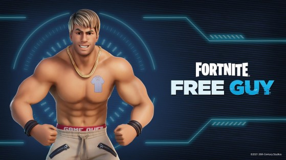 Fortnite: How to complete the Free Guy challenges