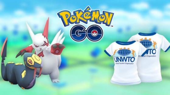 Pokemon GO: World Tourism Day event!