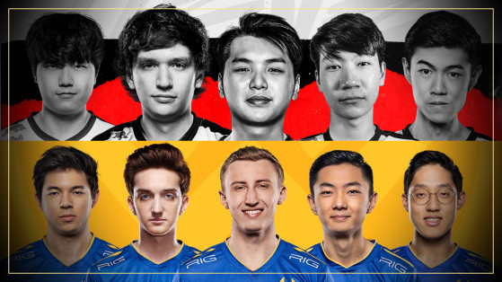 LoL Transfer Window: 100 Thieves and Golden Guardians