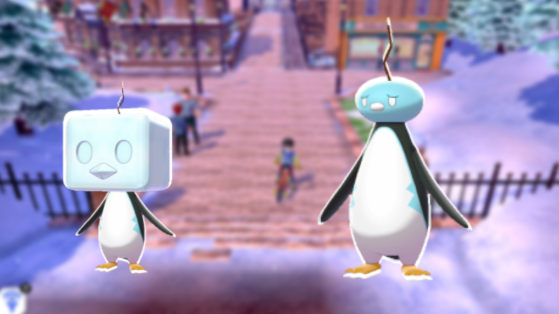 Pokemon Sword, Shield: Where to catch Eiscue and Stonjourner