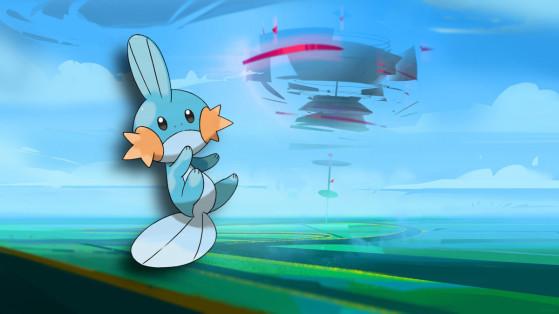 Mudkip - Pokedex: Pokemon GO - Millenium